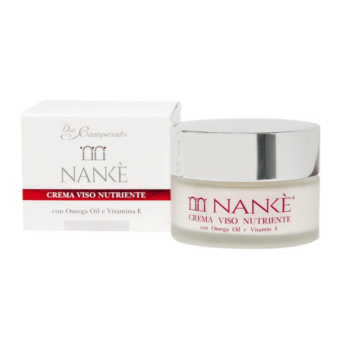 Nanke-cosmetics-dr-campesato-Creama-Viso-Nutriente