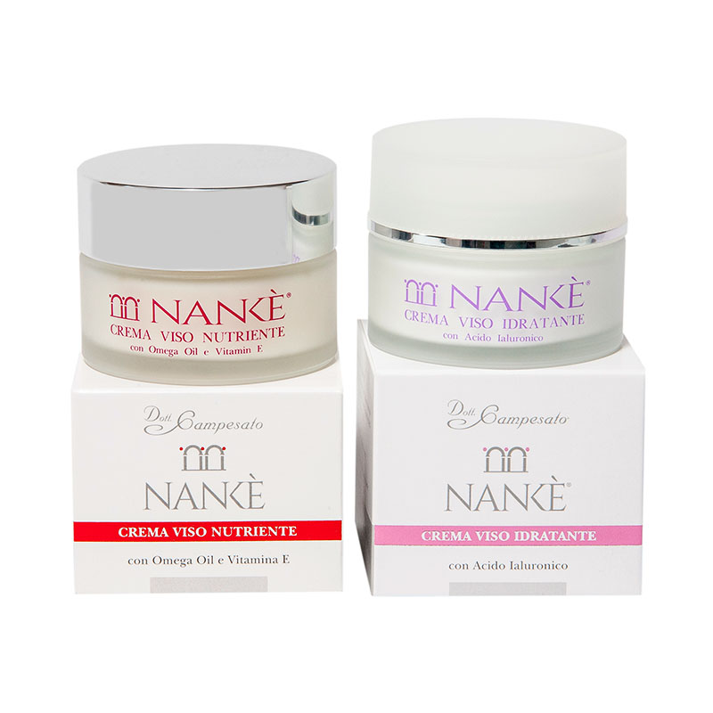 Nanke categoria creme viso